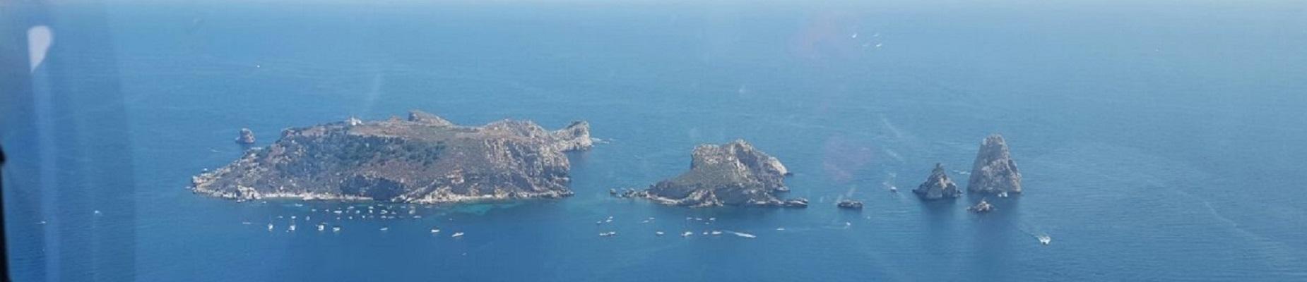 Volando Illes Medes