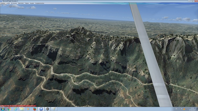 Mesh 19 metros para Flight Simulator