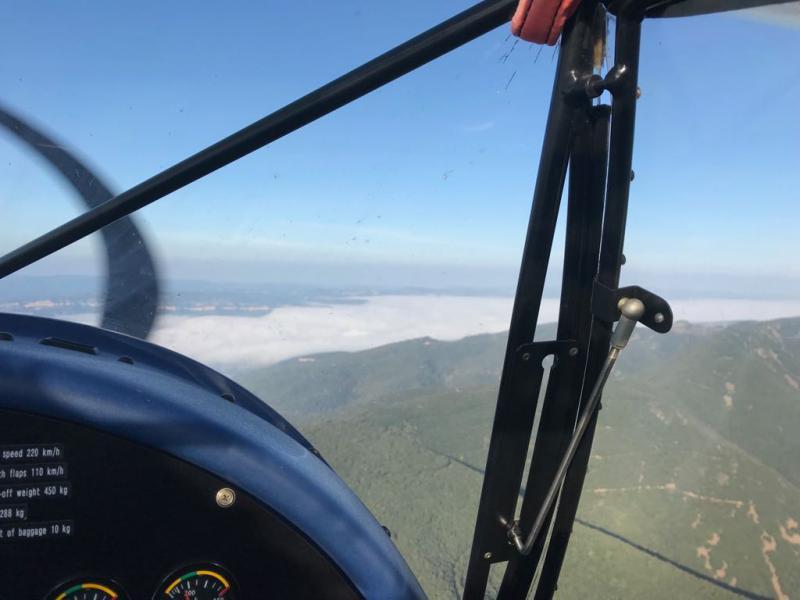 Niebla en Vic